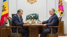 Igor Dodon a promulgat pachetul de legi de rectificare bugetar pentru care Guvernul și-a asumat răspunderea