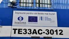 Primele șase locomotive din cele douăsprezece, procurate dintr-un împrumut oferit de către BERD și BEI cu suportul UE au ajuns la Chișinău
