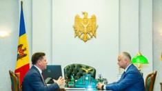 Igor Dodon, despre revenirea deputatului Gațcan în Parlament: Un gest frumos, omenesc