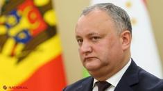Igor Dodon: Nu voi beneficia de susținerea PSRM în campania pentru prezidențiale, dar anumite partide sunt gata să mă susțină
