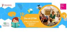 """Asociația Bibliotecarilor din R. Moldova celebrează online rezultatele proiectului """"Ora să ȘTIM"""""""