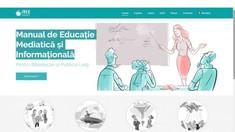 A fost lansat primul manual online de Educație Mediatică și Informațională pentru bibliotecari