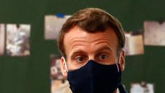 Masca, obligatorie de săptămâna viitoare în spațiile publice închise în Franța