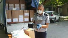 UNICEF donează echipamente de protecție pentru Poliția de Frontieră