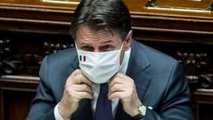 Senatul Italiei va decide printr-un vot de încredere soarta guvernului lui Giuseppe Conte