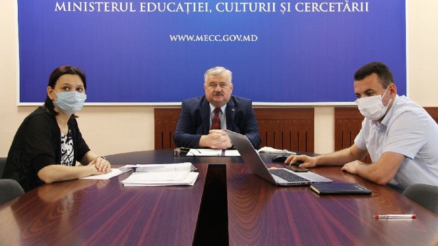 Procesul educațional în învățământul profesional tehnic va fi digitalizat