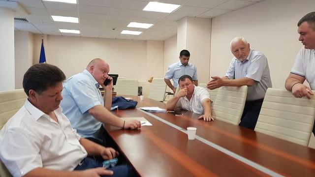 Poliția: Faptele invocate de sechestrare a lui Ștefan Gațcan nu au fost confirmate