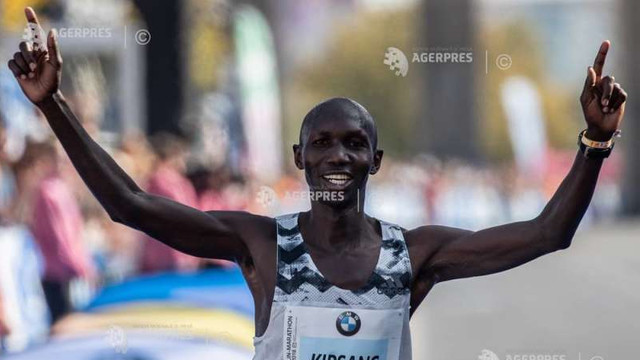 Atletism: Kenyanul Wilson Kipsang, patru ani de suspendare după încălcarea regulamentului antidoping