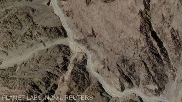 Soldații chinezi se retrag din valea disputată cu India (sursă militară indiană)