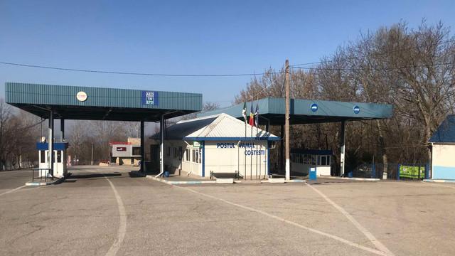 """Postul vamal """"Costești-Stânca"""" își reia activitatea"""