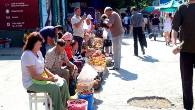 Ion Ceban: Din septembrie, dreptul la comerțul stradal va fi obținut prin licitație