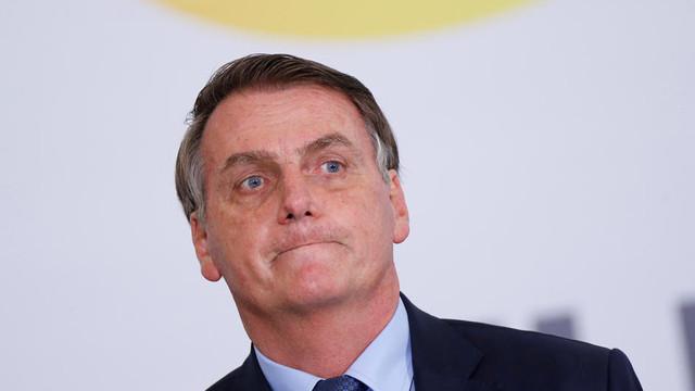 Președintele Braziliei a fost confirmat pozitiv cu coronavirus