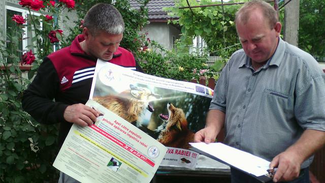 ANSA începe campanie de vaccinare antirabică a vulpilor, program cofinanțat de UE și sprijinit de România