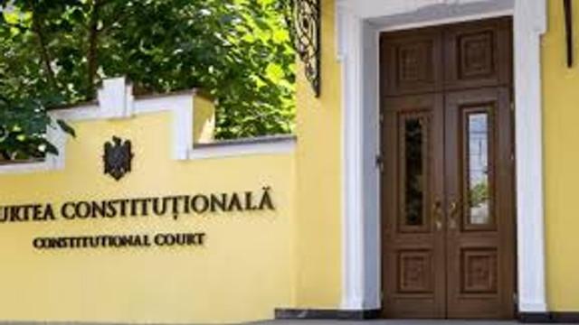 Magistrații Curții Constituționale au statuat că hotărârile CC privind alegerea și destituirea din funcție a președintelui instanței sunt definitive