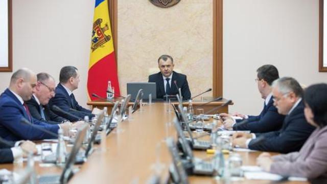 Consilierul prim-ministrului Ion Chicu, Vitalie Dragancea, a demisionat
