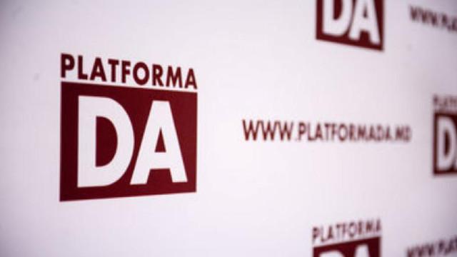 Deputații Platformei DA au semnat astăzi proiectul moțiunii de cenzură împotriva Guvernului Chicu
