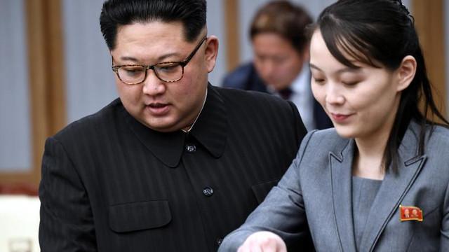 Sora lui Kim Jong-un crede că denuclearizarea Coreei de Nord