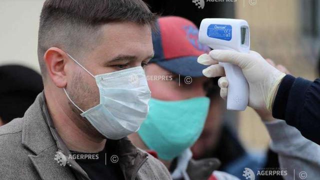 Rusia a raportat sâmbătă 6.611 noi cazuri de coronavirus