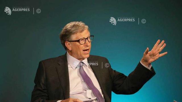 Bill Gates: Tratamentele pentru COVID-19, să ajungă la persoanele care au nevoie, nu la cei ''care oferă mai mult''