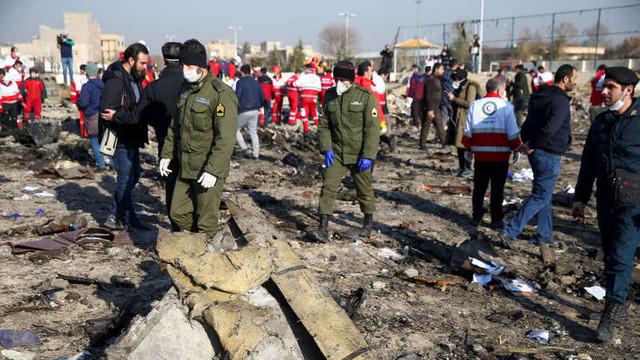O eroare de reglare a unui radar militar, la originea tragediei avionului ucrainean doborât în ianuarie (raport iranian)