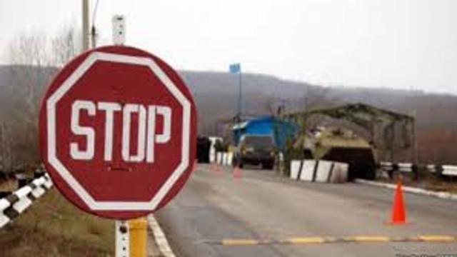 Veteranii avertizează că vor bloca traseul pe segmentul transnistrean dacă nu vor fi scoase posturile instalate de regimul nerecunoscut de la Tiraspol