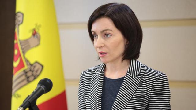 """Un deputat PSRM cere verificarea averii Maiei Sandu. Reprezentant al PAS: """"A întrecut limitele ridicolului"""""""