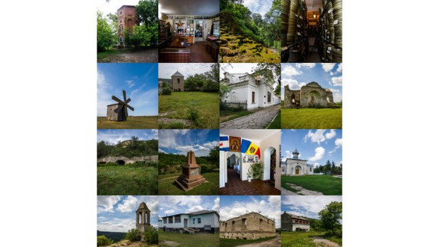 10 monumente cultural-istorice, alese prin vot public, vor fi restaurate din fonduri europene