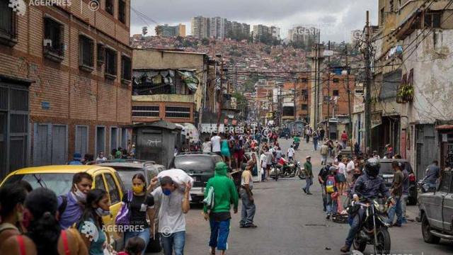 Capitala venezueleană Caracas și statul vecin Miranda au fost plasate în izolare strictă din cauza creșterii numărului de cazuri de COVID-19