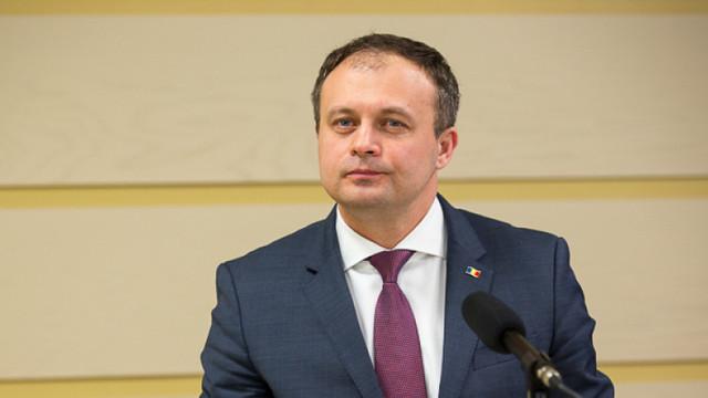 Andrian Candu, candidatul Pro Moldova la prezidențialele din noiembrie