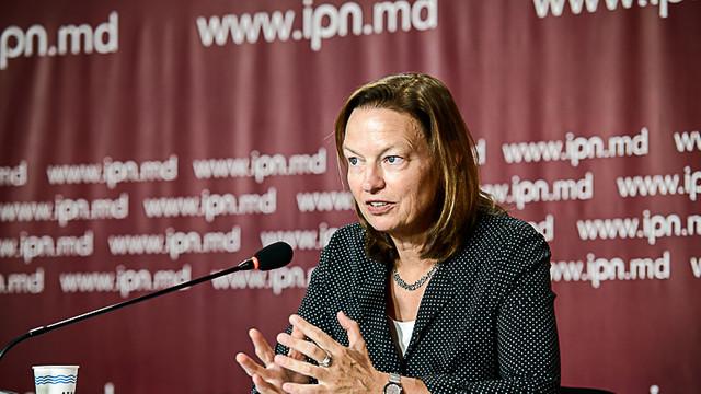 """Angela Ganninger a prezentat prioritățile președinției Germaniei în Consiliul Uniunii Europene. """"Împreună facem Europa mai puternică din nou"""""""