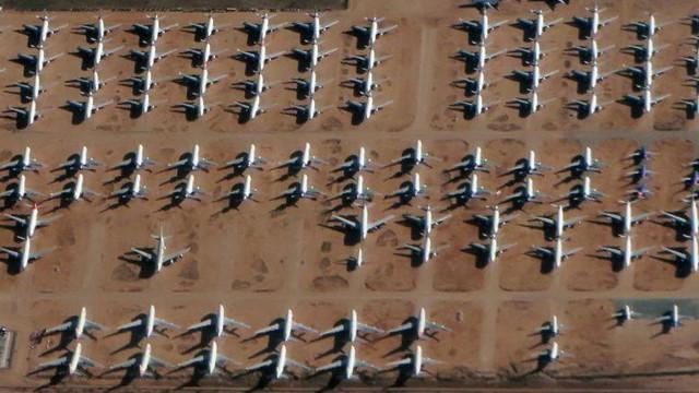 Cea mai mare flotă de avioane Boeing 747 din lume va fi scoasă imediat din uz