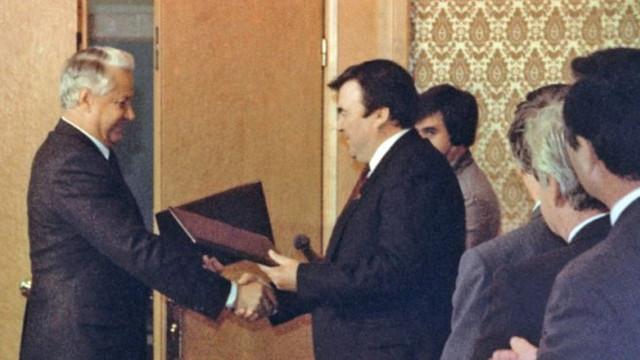 28 de ani de la semnarea Acordului moldo-rus, în care Rusia și-a recunoscut calitatea de agresor în războiul de pe Nistru
