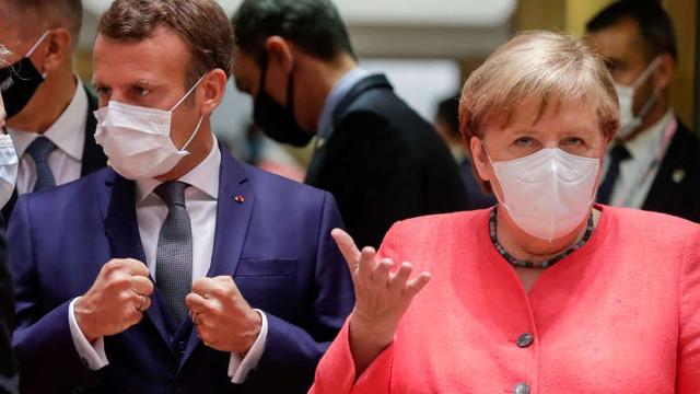 Merkel și Macron, încrezători asupra unui compromis la summitul UE; Sassoli cere ca un acord să țină cont de