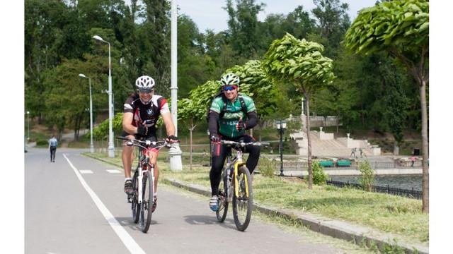 Viceprimarul Victor Chironda anunță străzile pe care se vor amenaja piste pentru bicicliști
