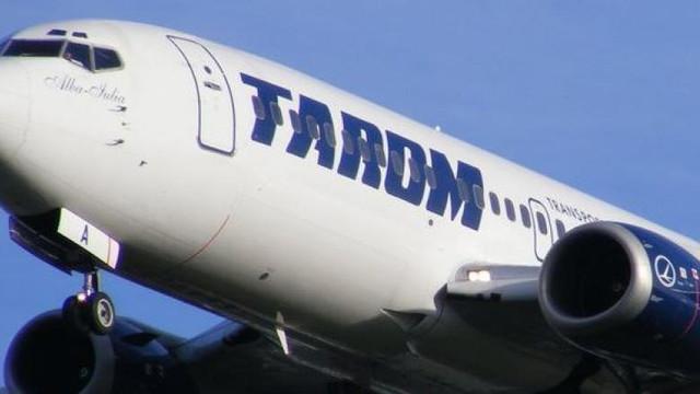 Tarom prelungește suspendarea curselor aeriene către/dinspre Republica Moldova