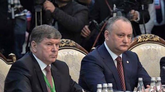 Ion Tăbârță: Declarațiile ambasadorului R.Moldova la Moscova sunt suspecte și controversate la adresa statului de drept și a democrației din R.Moldova.