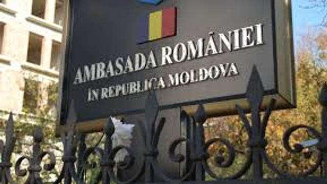 COMUNICAT   Ambasada României la Chișinău oferă informații pentru solicitanții de servicii consulare
