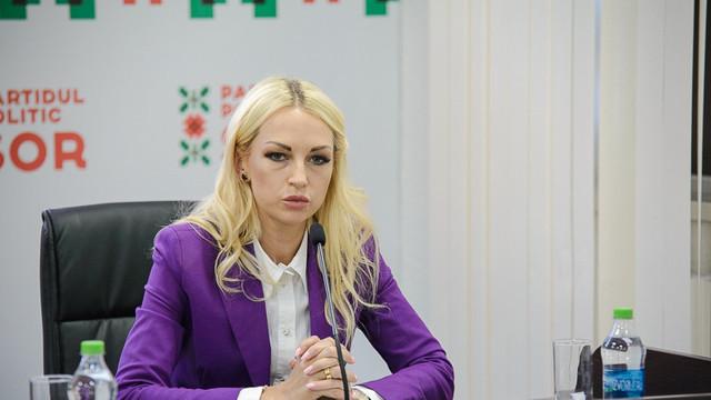 Marina Tauber: Ilan Șor va participa fizic în cadrul campaniei electorale pentru alegerile anticipate