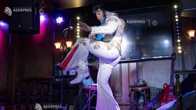 Un norvegian a doborât un record mondial după ce a cântat peste 50 de ore melodii ale lui Elvis