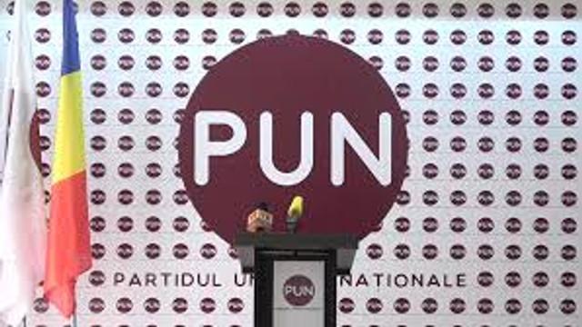 Alegeri prezidențiale   PUN a depus actele pentru înregistrarea grupului de inițiativă