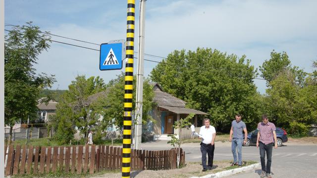 Proiect în implementare | Iluminare stradală modernă și eficientă în Greblești, Strășeni