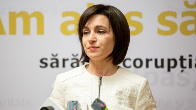 Alegeri prezidențiale | Maia Sandu va depune actele la CEC pentru înregistrarea grupului de inițiativă