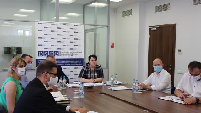 Cristina Lesnic a solicitat asigurarea liberei circulații pe ambele maluri ale Nistrului