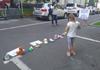 VIDEO | Protest la Guvern. Se cere redeschiderea grădinițelor private peste două săptămâni