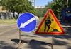 Trafic suspendat pentru două săptămâni în Chișinău pe un segment de circulație intensă