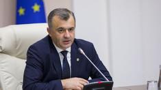 Premierul Ion Chicu a transmis un mesaj de condoleanțe omologului său ucrainean, Denys Shmyhal, în legătură cu accidentul aviatic