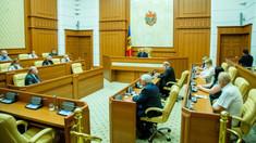 Președinția anunță despre prima ședință a Comisiei pentru reforma constituțională fără a spune ce s-a discutat în cadrul acesteia