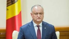 """Cum explică Igor Dodon faptul că l-a felicitat pe Aleksandr Lukașenko, considerat """"ultimul dictator al Europei"""""""