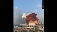 Trei posibile cauze ale exploziei de la Beirut