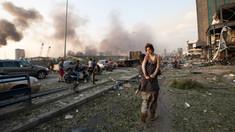 Reacția conducerii portului din Beirut la explozia devastatoare